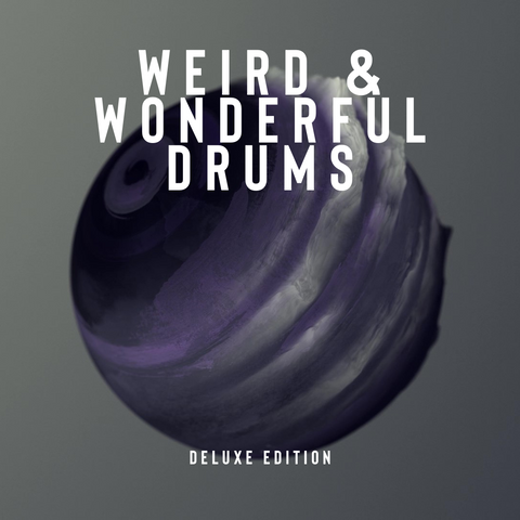Weird & Wonderful Drum Loops - Deluxe Edition
