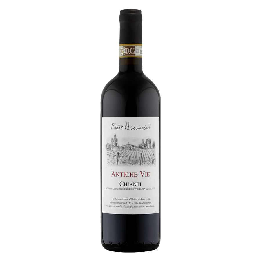 Pietro Beconcini Antiche Vie Chianti, 2018 - Beviamo International
