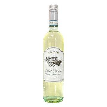 Villa Loren Pinot Grigio - Italian Wine distributed by Beviamo International in Houston, TX