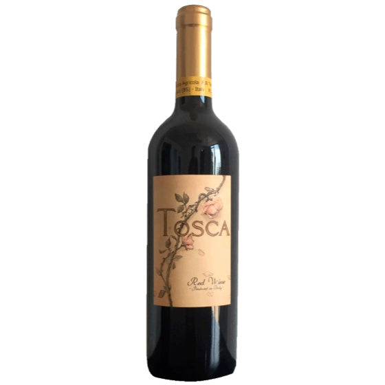 Fratelli Trevisani Tosca - Italian Red Wine distributed by Beviamo International in Houston, TX