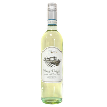 Volume Wine Discount -Villa Loren Pinot Grigio / 6-pack - Italian Wine distributed by Beviamo International in Houston, TX