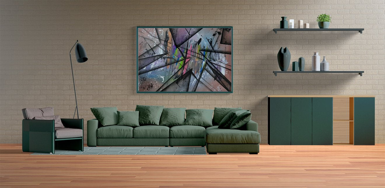 originaly abstract painting online