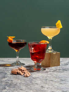 GIN MASTERPIECES: CEDAR SMOKED BY YOU!