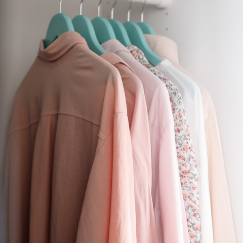 Store Clothes correctly to make them last longer