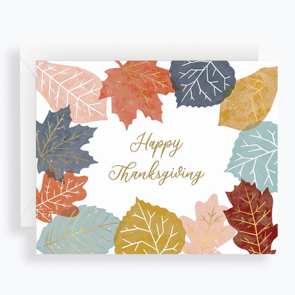 Paper Source Card - Happy Thanksgiving