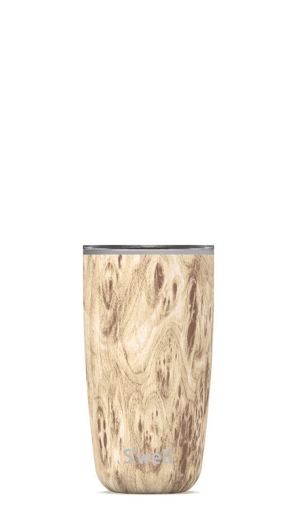 S'well Tumbler with Lid - Blonde Wood