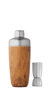 S'well Teakwood Shaker Set