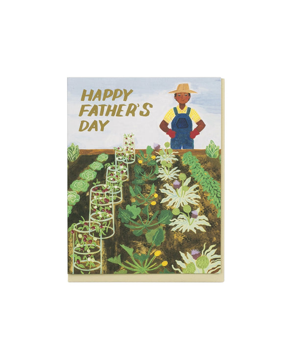 Small Adventure Card - Father's Day Garden