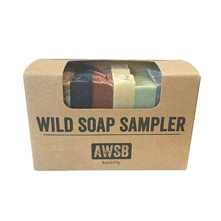 A Wild Soap Bar - Wild Soap Sampler