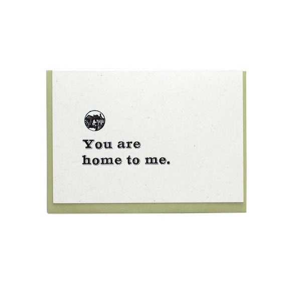 Constellation & Co. Card - Home to Me Love