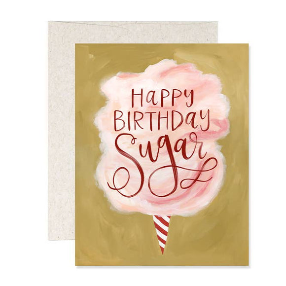 1canoe2 Card - Cotton Candy Birthday