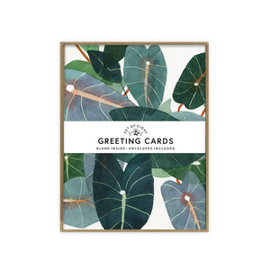 May We Fly Boxed Cards - Caladiums