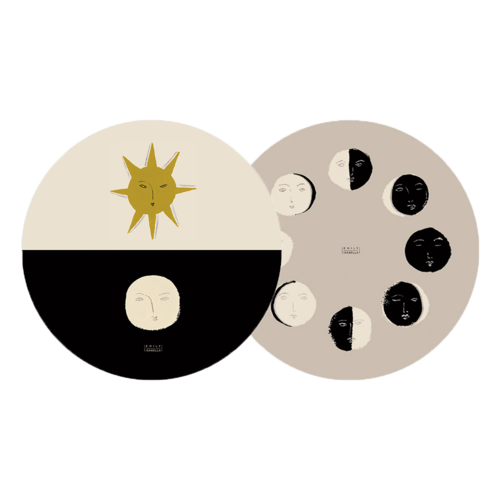 Seedlings Coaster Set - Moon Phases