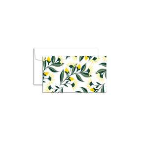 Hazelmade Little Note Set - Aster Flowers