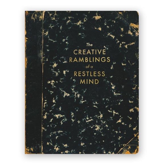 The Mincing Mockingbird Journal: Creative Ramblings of a Restless Mind