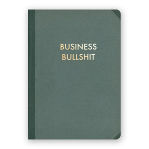 The Mincing Mockingbird Medium Journal: Business Bullshit