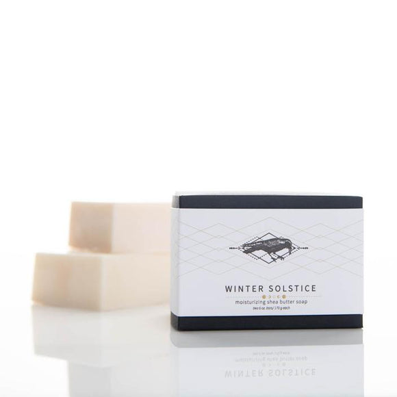 Formulary 55 Seasons Soap - Winter Solstice