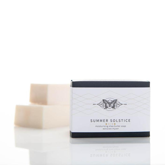 Formulary 55 Seasons Soap - Summer Solstice