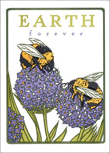 The Arts & Crafts Press Boxed Cards - Earth Forever