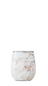 S'well Wine Tumbler - Calacatta Gold