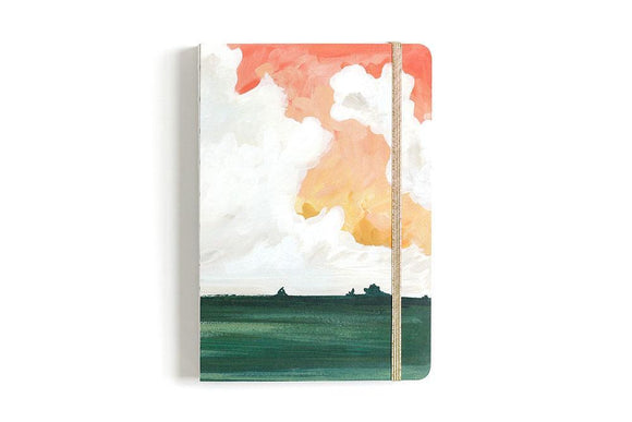 1canoe2 Notebook - Sun Valley Square Grid