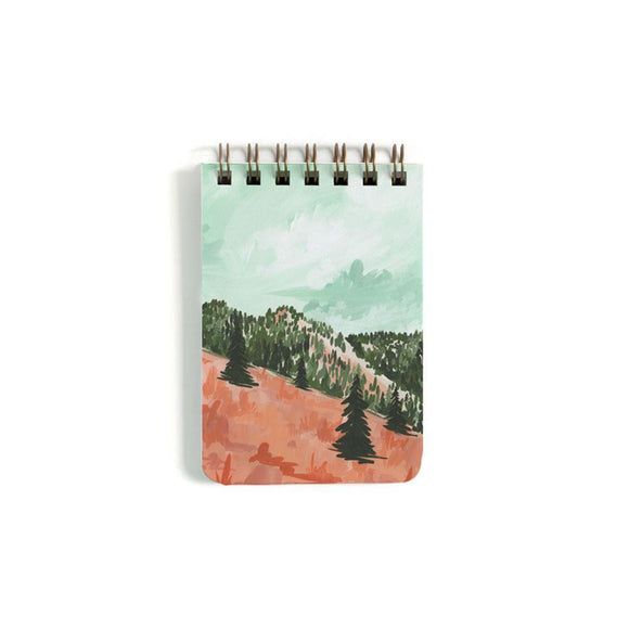 1canoe2 Small Notebook - Sherwood