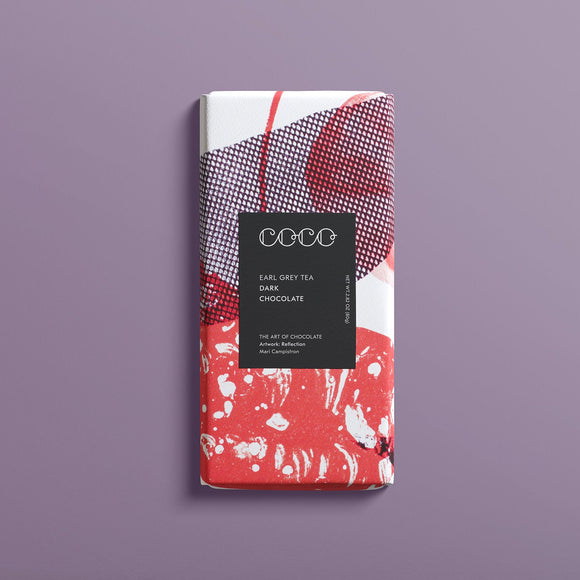 Coco Chocolate Bar - Earl Grey Tea