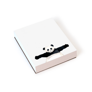 E. Frances Notepad - Panda Hug