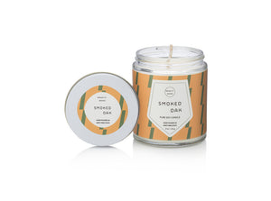 Kobo Pastiche Collection 4 oz. Candle - Smoked Oak