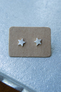 Tashi Star Stud Earrings