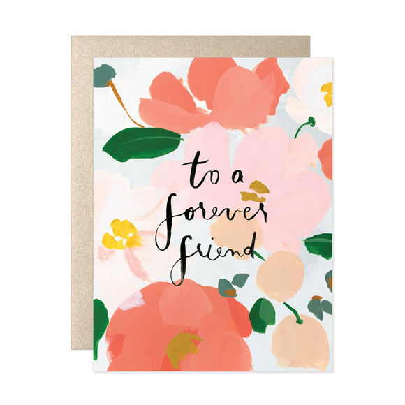 Our Heiday Card - To a Forever Friend
