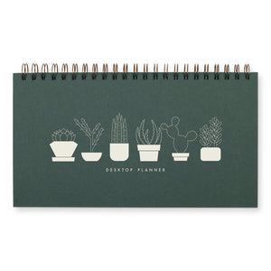 Ruff House Print Shop Weekly Planner - Succulent