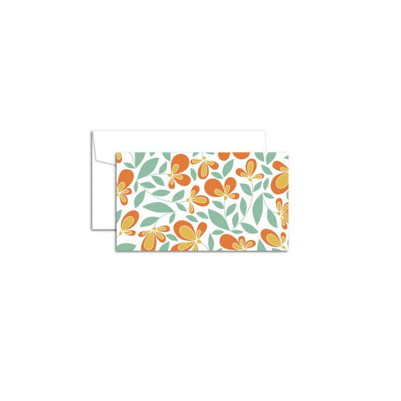 Hazelmade Little Note Set - Summer Garden