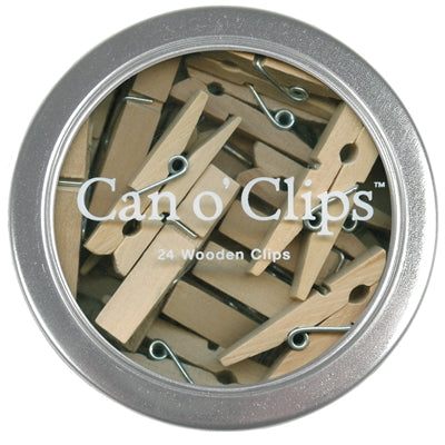 Cavallini & Co. Can o' Clips