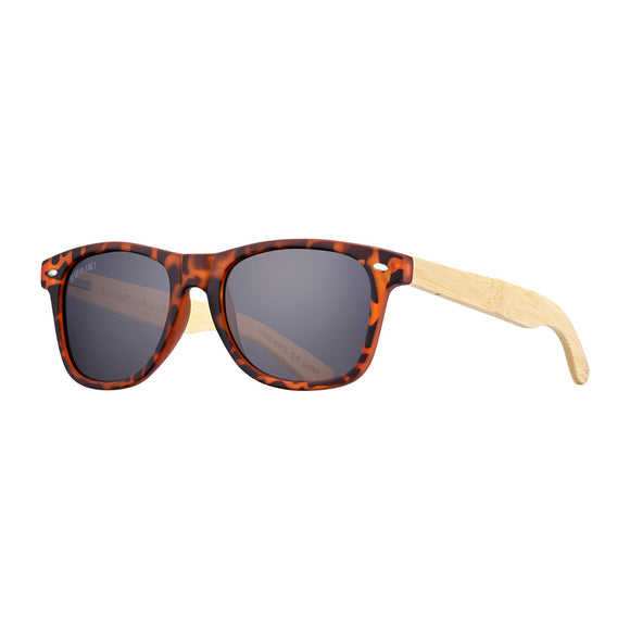 Blue Planet Sunnies - Classic in Tortoise/Bamboo/Smoke