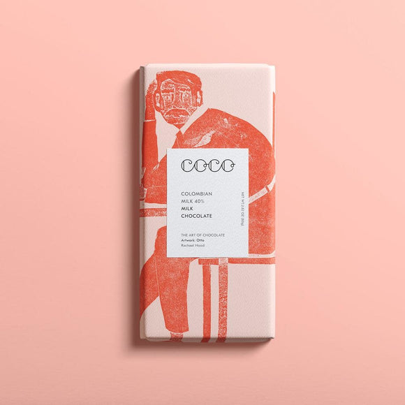 Coco Chocolate Bar - Colombian Milk