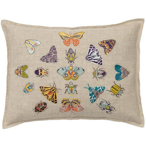 Coral & Tusk Pillow - Fancy Flight