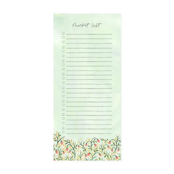 1canoe2 Market Notepad - Strawberry Meadow