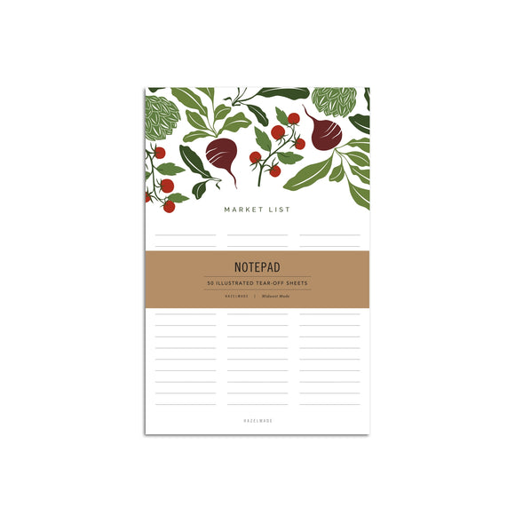 Hazelmade Large Notepad -