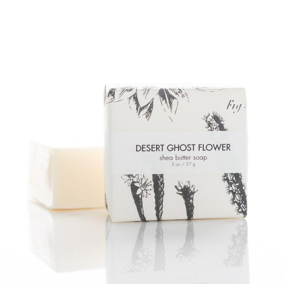 Formulary 55 Shea Butter Soap - Desert Ghost Flower Guest Bar