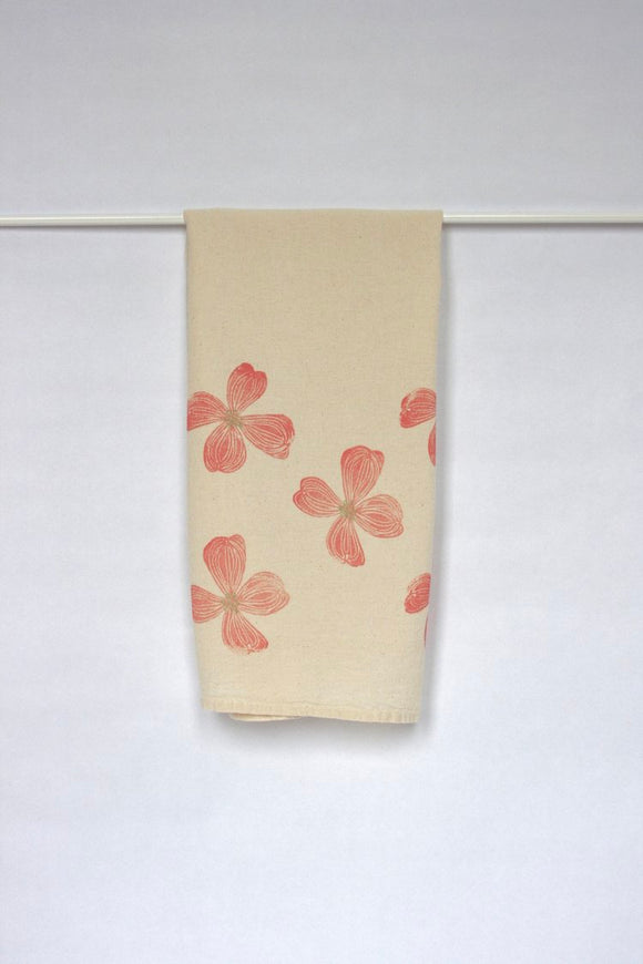 The High Fiber Dogwood Kitchen Towel