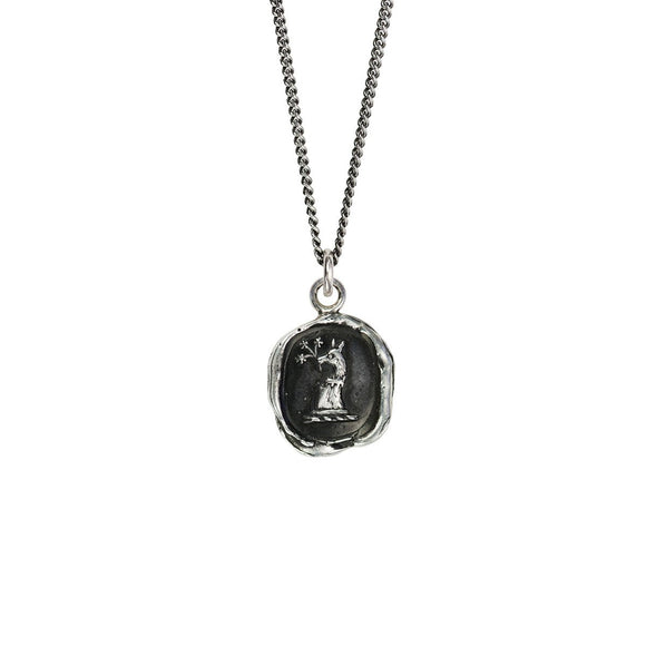 Pyrrha Necklace - Family First