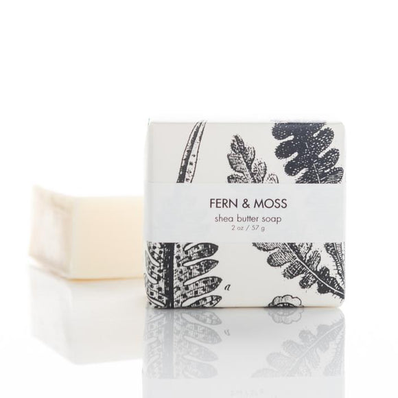 Formulary 55 Shea Butter Soap - Fern & Moss Guest Bar