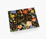 Rifle Paper Co. Boxed Cards - Strawberry Fields Thank You
