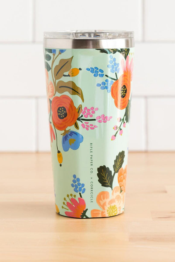 Corkcicle 16 oz. Tumbler - Rifle Paper Co.