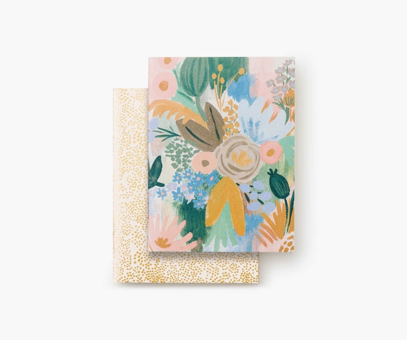 Rifle Paper Co. Pair of 2 Pocket Notebooks - Luisa