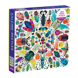 Kaleido Beetles 500 Piece Puzzle