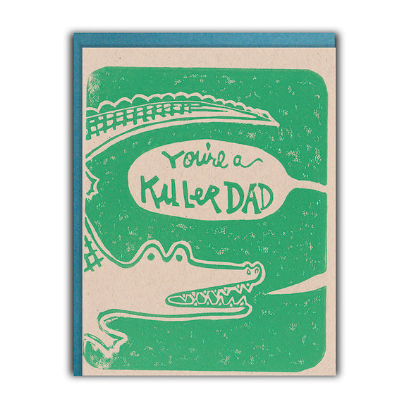 Ghost Academy Card - Killer Dad
