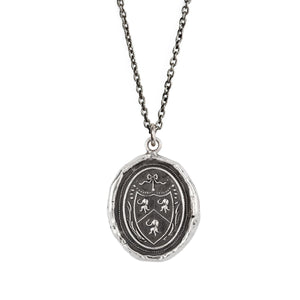 Pyrrha Necklace - Longevity, Happiness & Good Luck