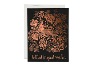 Red Cap Card - Magical Mother